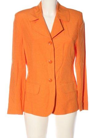 Class International Długa marynarka jasny pomarańczowy W stylu casual