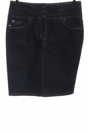 Class Denim Skirt blue casual look