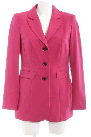 Class Blazer lungo rosa stile professionale