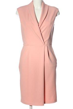 Class Midi Dress pink business style