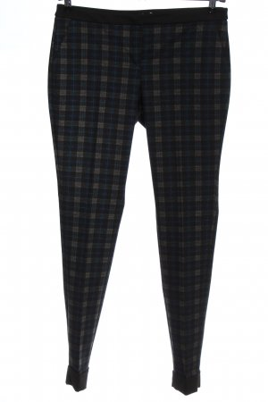 Class Jersey Pants check pattern casual look