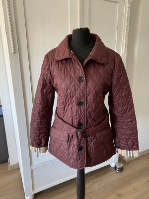 Classic Burberry Quilted Jacket