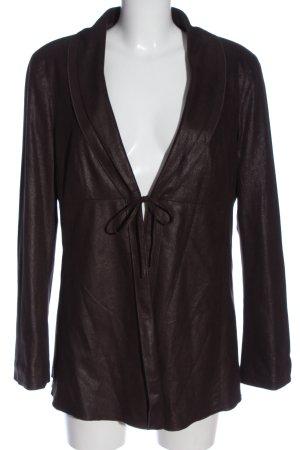 Classic by michele boyard Between-Seasons Jacket brown casual look