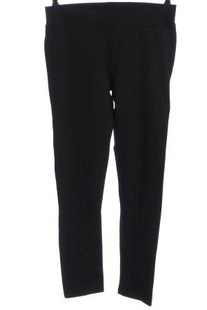 Classic Elegance Pantalon de sport noir style décontracté