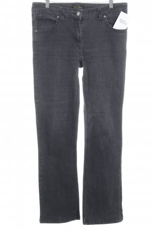 Classic Elegance Stretch Jeans schwarz Casual-Look