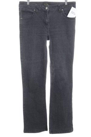 Classic Elegance Stretch Jeans schwarz Casual-Look