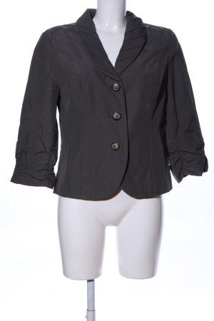 Classic Jersey Blazer light grey business style