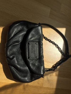 Marc by Marc Jacobs Bolso tipo pochette marrón-negro