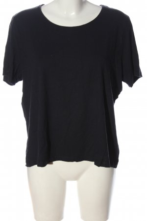 Classic Knitted Jumper black casual look