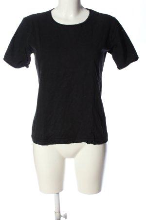 Classic T-Shirt black casual look