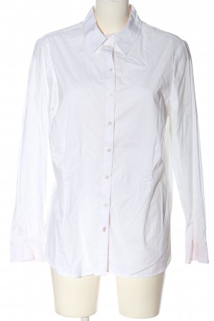 Classics meets Trends Long Sleeve Shirt white business style