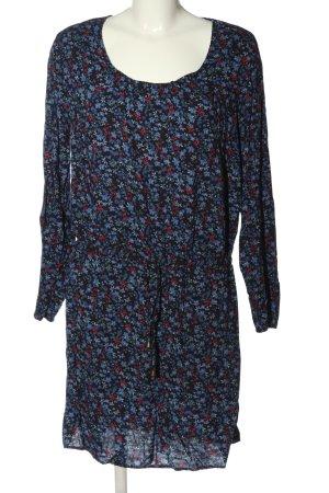 Classics meets Trends Longsleeve Dress allover print casual look