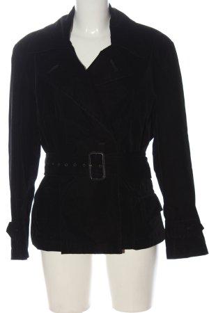 classique Between-Seasons-Coat black casual look