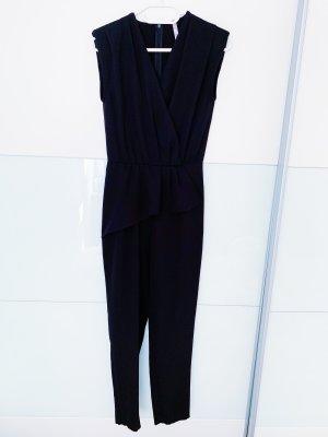 Classy Jumpsuit in Schwarz von Mango