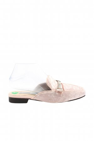 Claudia Ghizzani Comfort Sandals pink casual look