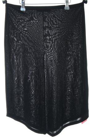Claudia Schiffer Bleistiftrock schwarz Elegant