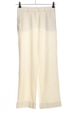 Claudia Schiffer Marlene Trousers natural white casual look