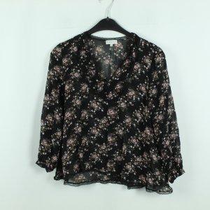 Claudie Pierlot Oversized Blouse black polyester