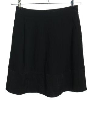 Claudie Pierlot Spódnica z wysokim stanem czarny W stylu casual