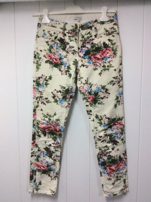 Claudie Pierlot Jeans mit Blumenprint