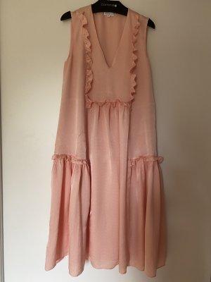 Claudie Pierlot Summer Dress pink-bright red