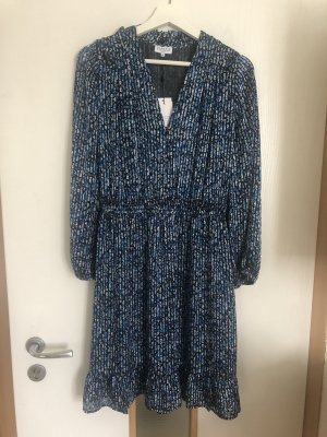 Claudie Pierlot Midi Dress white-blue