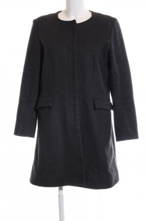 Claudie Pierlot Kurzmantel schwarz Casual-Look