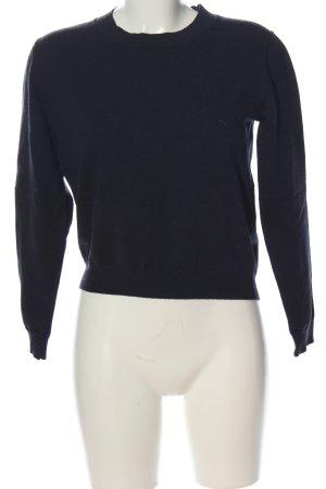 Claudie Pierlot Crewneck Sweater blue casual look