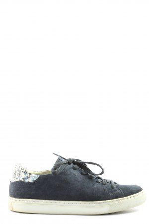 Claudie Pierlot Lace-Up Sneaker blue casual look