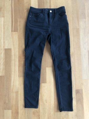 Claudie Pierlot Skinny Jeans schwarz