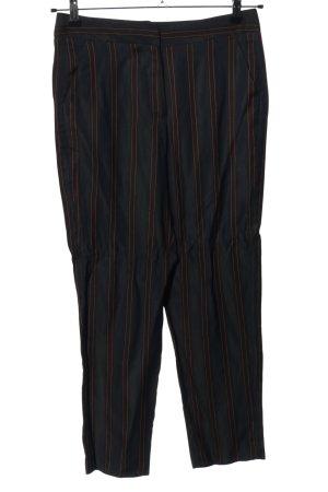 Claudie Pierlot Jersey Pants black-brown striped pattern casual look