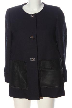 Claudie Pierlot Between-Seasons Jacket black casual look