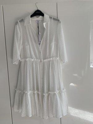 Claudie Pierlot white dress France 36/ DE 34