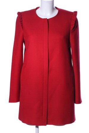 Claudie Pierlot Wool Jacket red business style