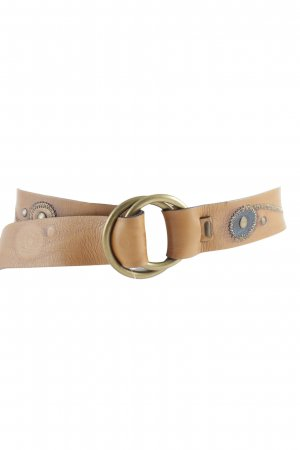 Claudio Orciani Leather Belt multicolored casual look