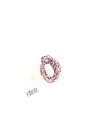 Clayre & Eef Bracelet lilac-mauve-purple-dark violet