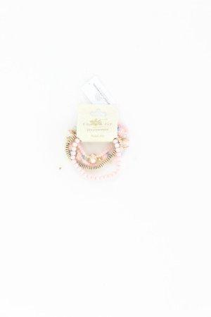 Clayre & Eef Bracelet rose clair-rose-rose-rose fluo