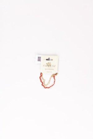 Clayre & Eef Armband neu mit Etikett rot