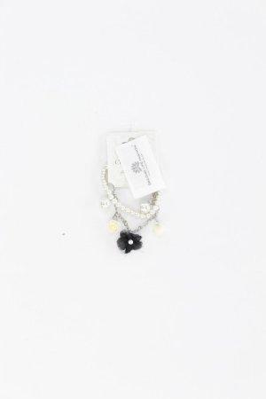 Clayre & Eef Armband neu mit Etikett weiß
