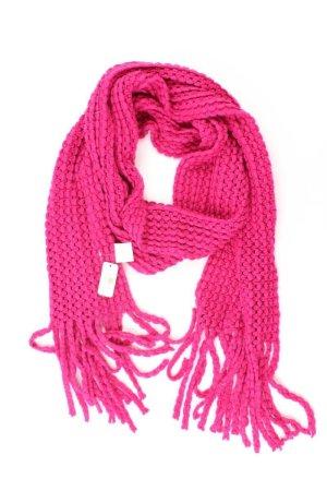 Clayre & Eef Sciarpa rosa chiaro-rosa-rosa-fucsia neon Acrilico