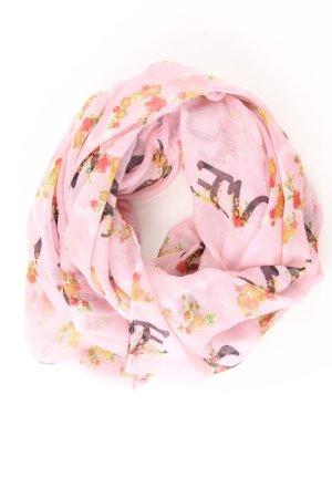 Clayre & Eef Szal letni jasny różowy-różowy-różowy-różowy neonowy