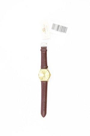 Clayre & Eef Uhr neu mit Etikett braun