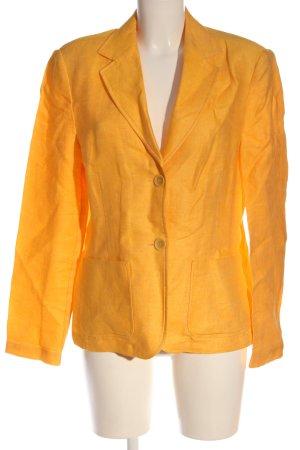 Clément Short Blazer light orange business style