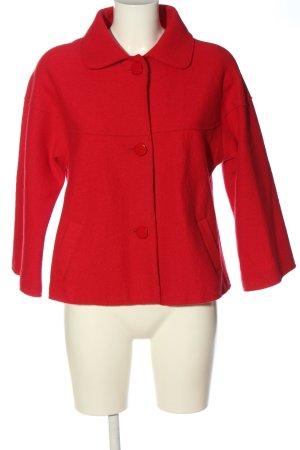 Clément Short Coat red casual look