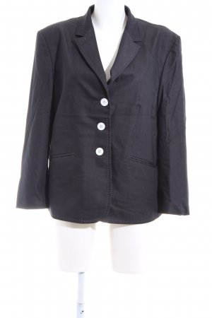Clément Long Blazer black casual look