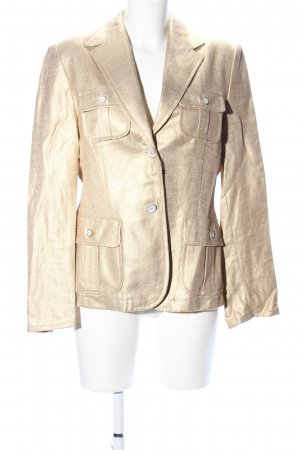 Clément Safari Jacket gold-colored casual look