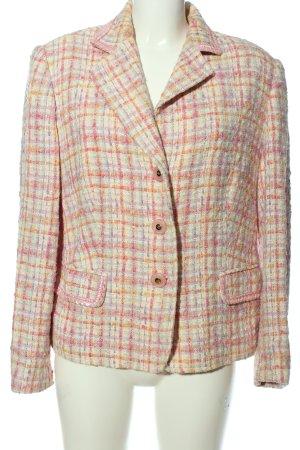 Clément Tweed Blazer check pattern business style