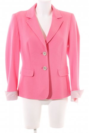 Clément Tweed Blazer pink business style
