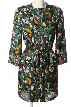 Clements Ribeiro Blusenkleid Blumenmuster Casual-Look