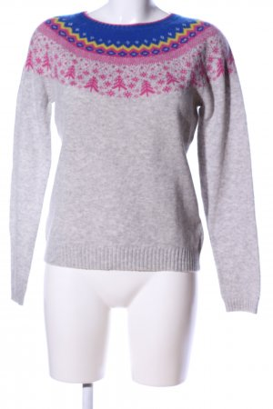 Clements Ribeiro Strickpullover grafisches Muster Casual-Look
